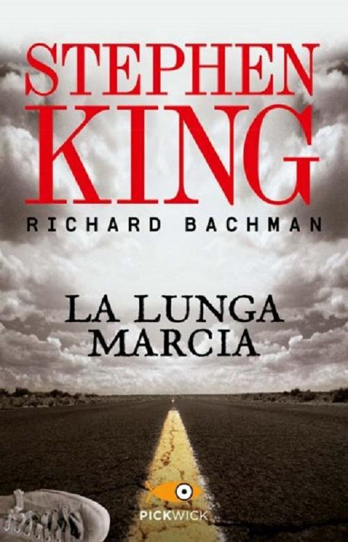 Copertina del libro con l'immagine di una lunga strada che corre verso un orizzonte di nubi