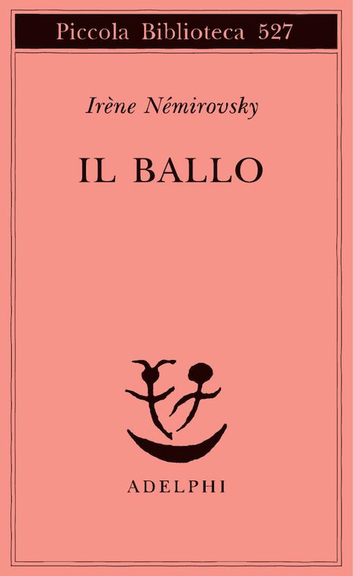 Copertina del libro color rosa con il titolo in caratteri neri