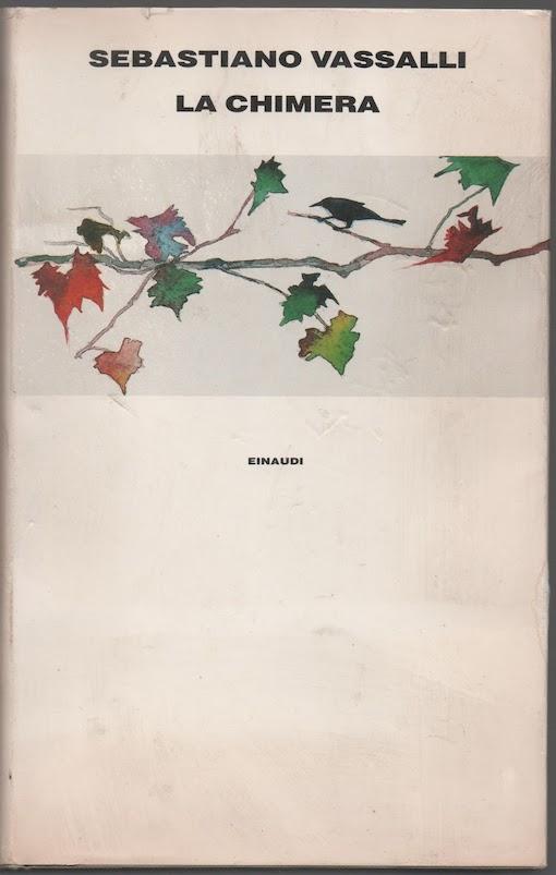 Copertina del libro con l'immagine di un ramo con alcune foglie colorate e un uccellino appoggiato sopra
