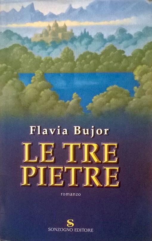 Copertina del libro con il disegno di un paesaggio montuoso con un lago