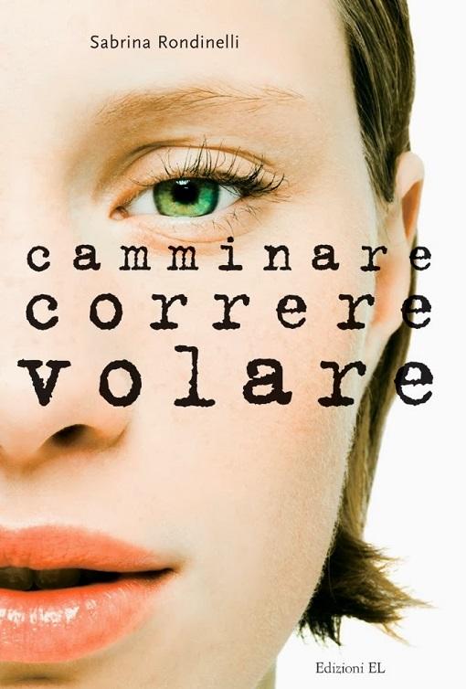 Copertina del libro con l'immagine di una ragazza dagli occhi verdi