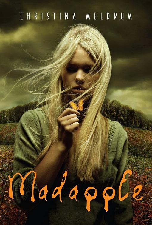Copertina del libro con l'immagine di una ragazza dai lunghi capelli biondi