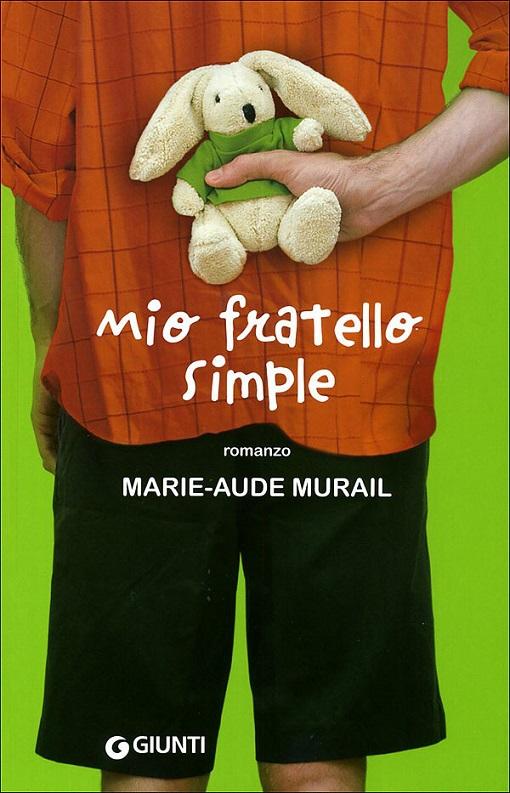 Copertina del libro con l'immagine di un ragazzo preso di spalle che tiene nella mano un peluche