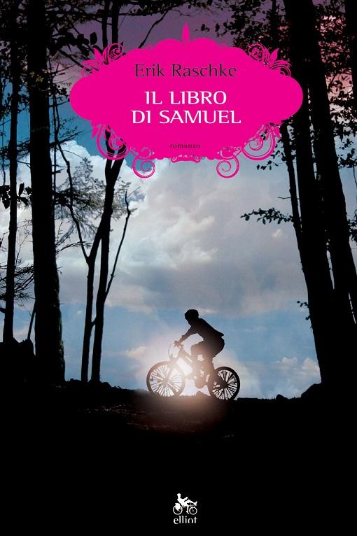 Copertina del libro con l'immagine di un ragazzino che corre in bicicletta