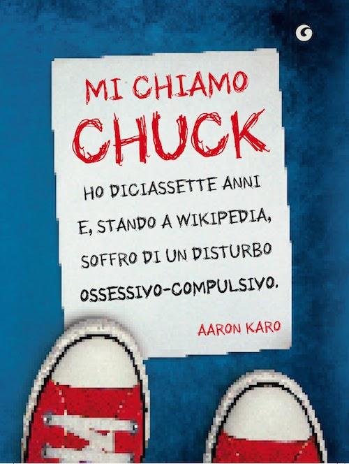 la copertina del libro con il titolo