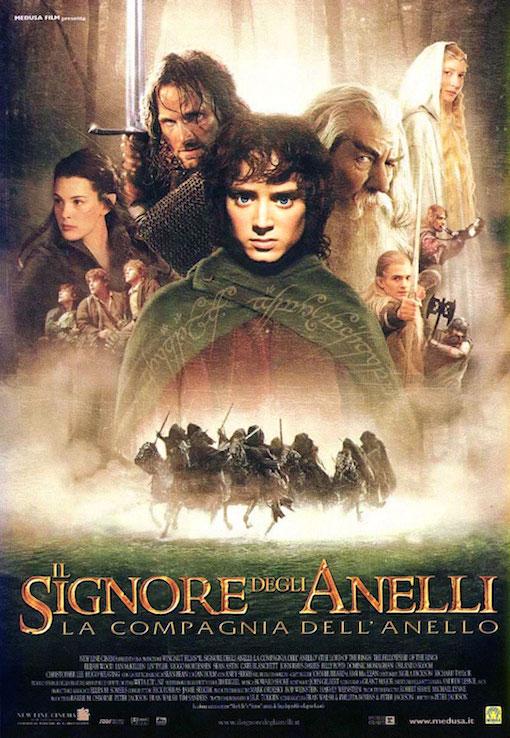 Locandina del film con l'immagine dei protagonisti principali