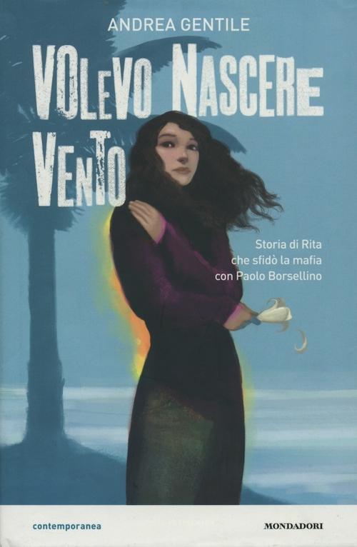 la copertina del libro con un illustrazione di una donna