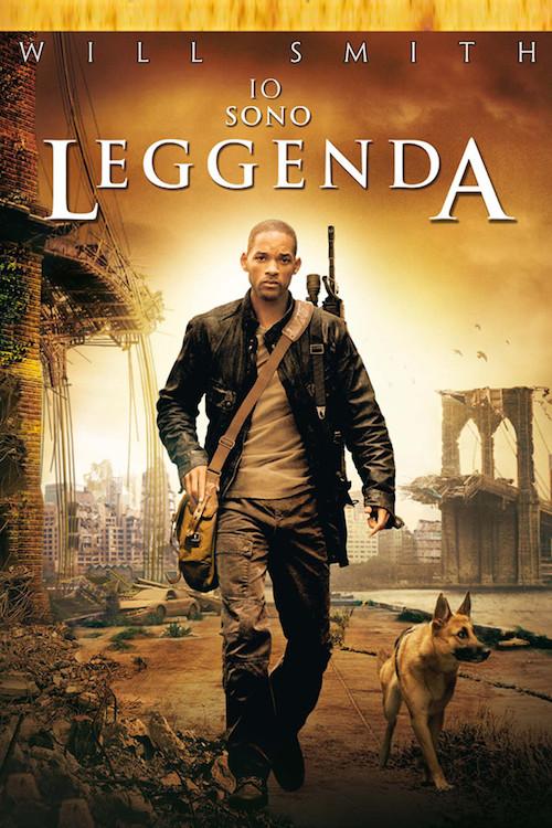 La locandina del film con il protagonista che cammina per la strada armato
