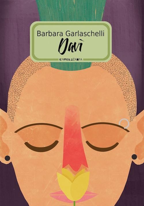 copertina del libro che mostra un volto con gli occhi chiusi