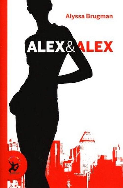 copertina del libro che raffigura la silhouette di una ragazza