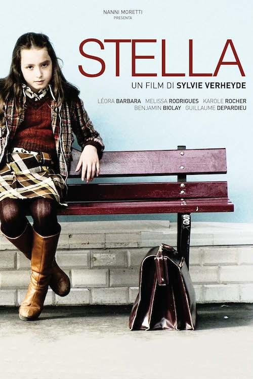 locandina del film con una ragazza seduta sul bordo di una panchina
