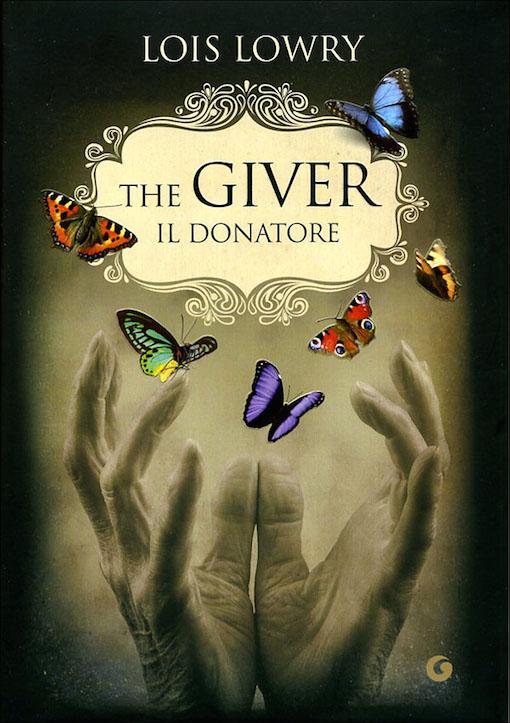 Copertina con l'immagine di due mani che rilasciano delle farfalle