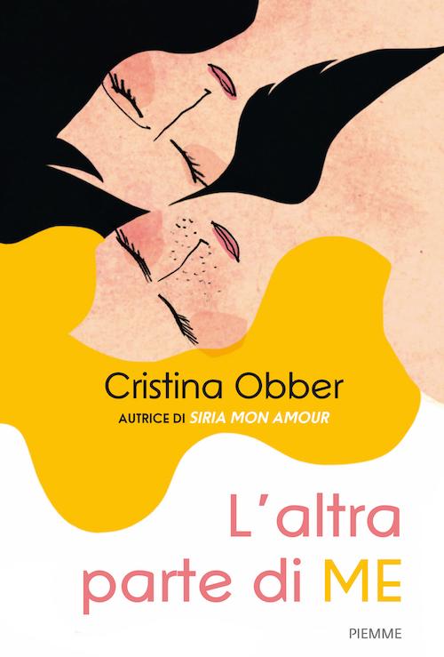 Copertina del libro con il disegno di due ragazze stesa l'una accanto all'altra