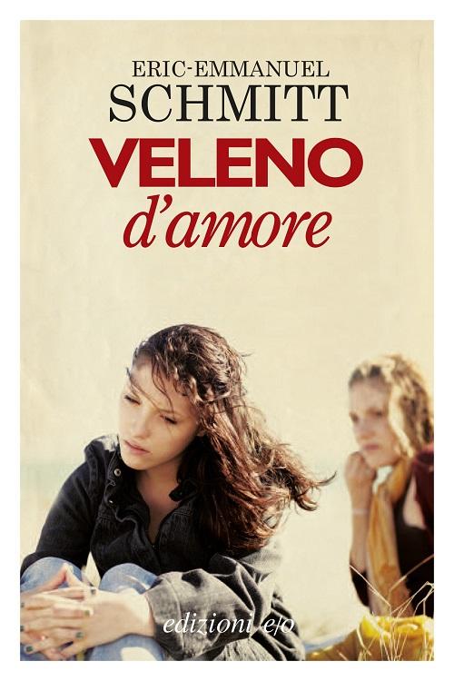 Copertina del libro con una ragazza in primo piano e la seconda un po' sfuocata sullo sfondo