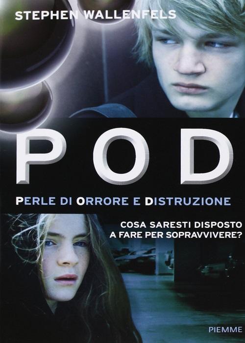 Coperina del libro con i due protagonisti
