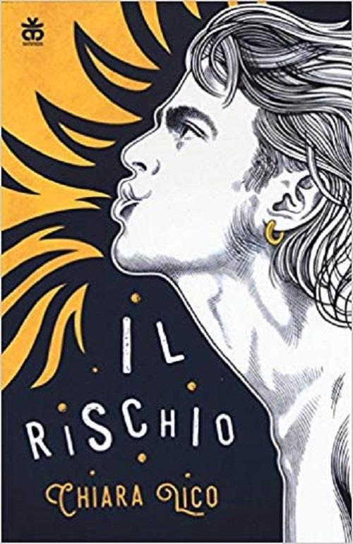 Copertina del libro con il disegno di un giovane sputafuoco